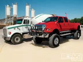 2006 ford f 650 custom ford truck 8 lug magazine