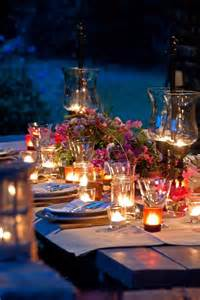 Floral Arrangements For Dining Room Tables best 25 candle lit ideas on pinterest