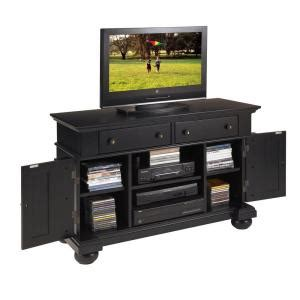 home styles st croix tv stand 5901 09 the home depot