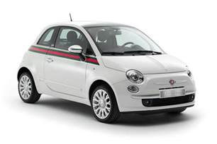 How Is A Fiat 500 Fiat 500 By Gucci Video