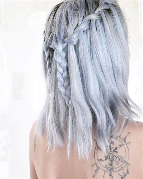 arctic fox silver hair dye best 20 arctic fox hair dye ideas on pinterest crazy