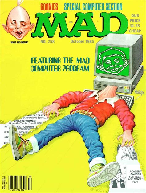 mad and the mad computer program