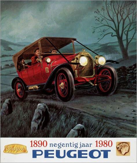 peugeot cars 1980 23 best peugeot vintage images on pinterest posters