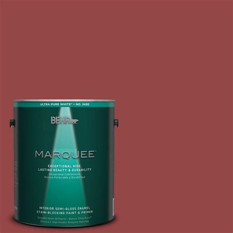 behr paint colors cranberry behr marquee 1 gal hdc fl14 4 cranberry zing semi gloss