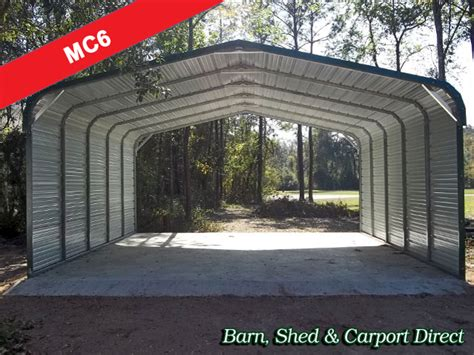 Metal Car Covers For Sale Barn Shed Carpot Direct Metal Carports Storage Sheds