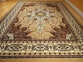 Safavieh Lyndhurst Rugs Persian Style Rug 8x11 Rug Beige Brown Rug 5x8 Area Rug