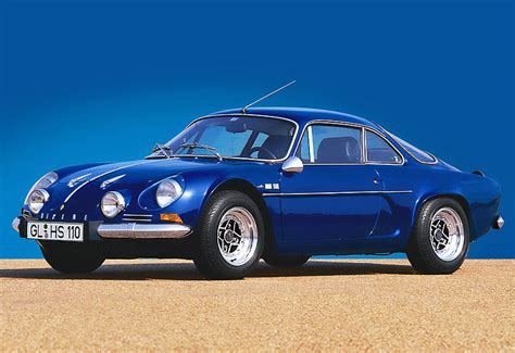 A110 Renault 1969 Renault Alpine A110 1600s Specifications Photo