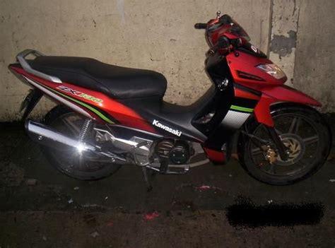 Sparepart Kawasaki Zx 130 Kawasaki Zx 130 06 Model For Sale From Manila Metropolitan
