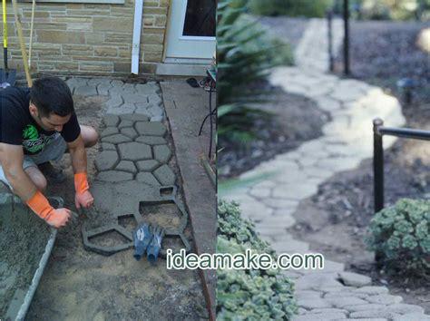 Patio Block Molds garden road form paving concrete mold paving block molds