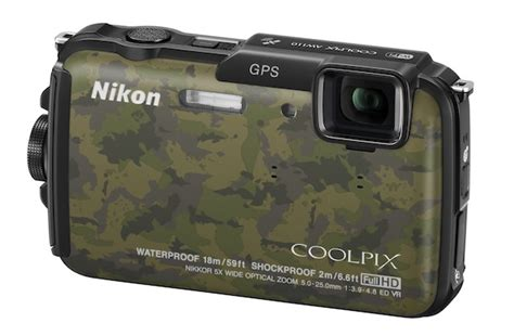 nikon coolpix rugged nikon coolpix aw110 rugged digital ecoustics
