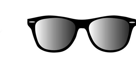 Kacamata Hitam Trapypinhole Glasses As image vectorielle gratuite lunettes de soleil