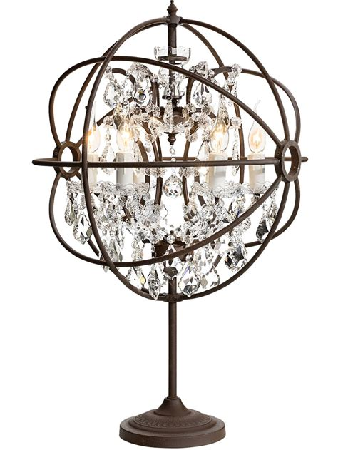 Table Chandelier Artwood Gyro Chandelier Table L