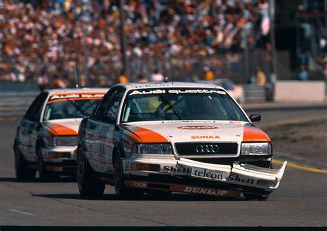 Audi V8 Dtm Motor by 1990 Audi V8 Quattro Dtm Audi Supercars Net