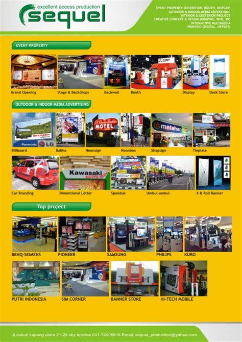 membuat iklan pariwisata contoh contoh brosur iklan yang menarik pelanggan lebih