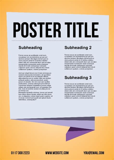 a3 poster layout ideas design your quality a3 poster design brunelone com