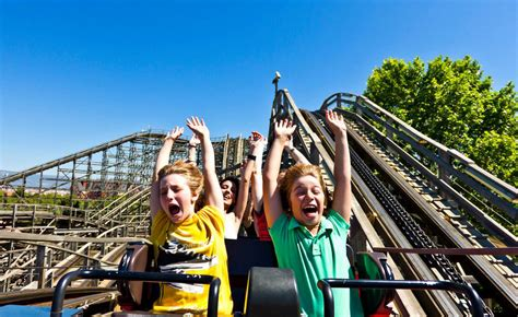 theme park holidays portaventura theme park holiday family tips click go