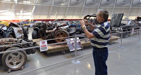national corvette museum bowling green ky wrecked cars revving up visits to