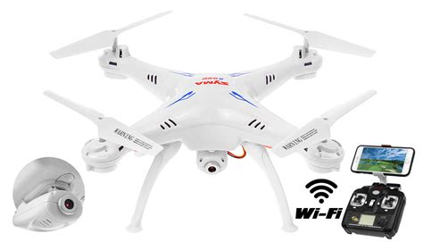 X5sw Wifi syma x5sw explorers 2 2 4ghz 4 channel wifi fpv quadcopter with 3mp 720p hd 6 axis 3d
