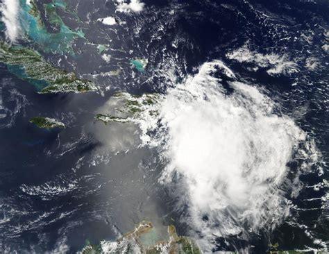 Imagenes Satelitales Tormenta Erika | la tormenta tropical erika sobre rep 250 blica dominicana el