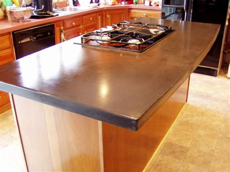 concrete kitchen countertops concrete countertops kitchen wonderful concrete