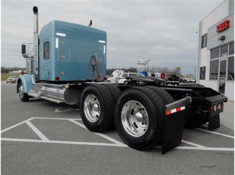 Sleeper Farm Truck by 2013 Kenworth W900 For Sale 60 Used Trucks From 73 818
