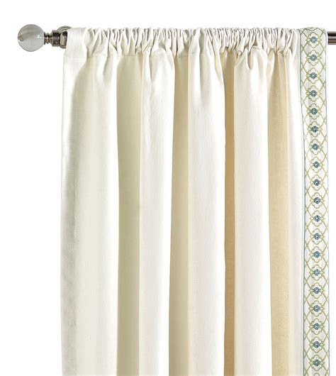 Eastern Accents Drapes scalamandre maison by eastern accents filly white
