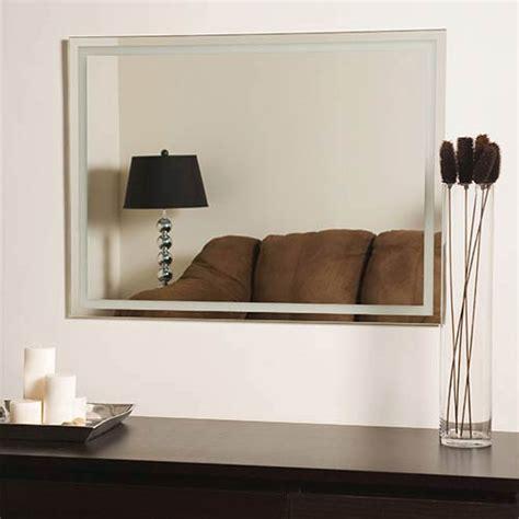 living room wall mirrors sale peenmedia com houston modern frameless etch mirror decor wonderland wall