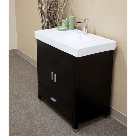 31 inch vanity top with sink 31 5 inch single sink vanity wood by bellaterra home in