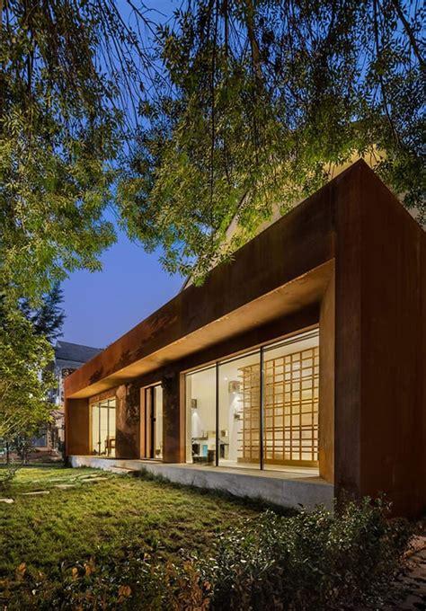 altes haus renovieren und umbauen mit modernem eingang aus