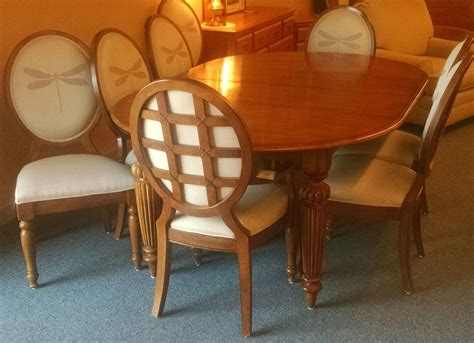 lexington dining room table lexington dining room table delmarva furniture consignment