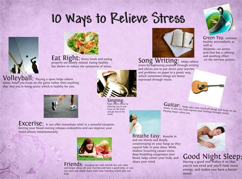 how to relieve anxiety top 10 ways to reduce stress life n fashion