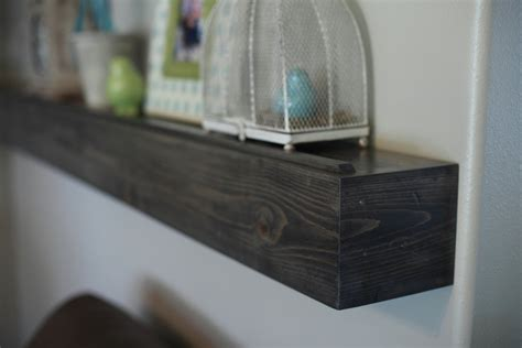 grey wood shelves fireplace mantle wood wall shelf gray stained beam style in