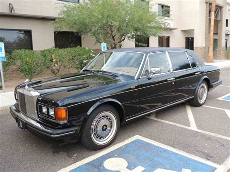 rolls royce silver spur 1990 rolls royce silver spur ii for sale classiccars com