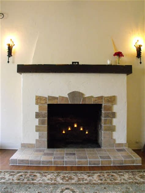 1920s Fireplace by New Home Construction New Tile Fireplace For A 1920 S Revival Bungalow