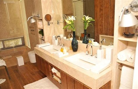 como decorar banheiro flores artificiais 17 ideias para decorar seu banheiro e lavabo flores ou