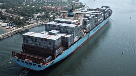 safe global shipping of dangerous goods maersk line