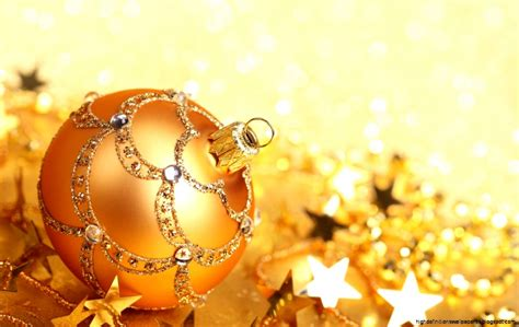 chistmas balls gift gold winter new year 1422225