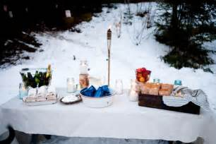 backyard christmas party ideas a winter ice skating party the sweetest occasion
