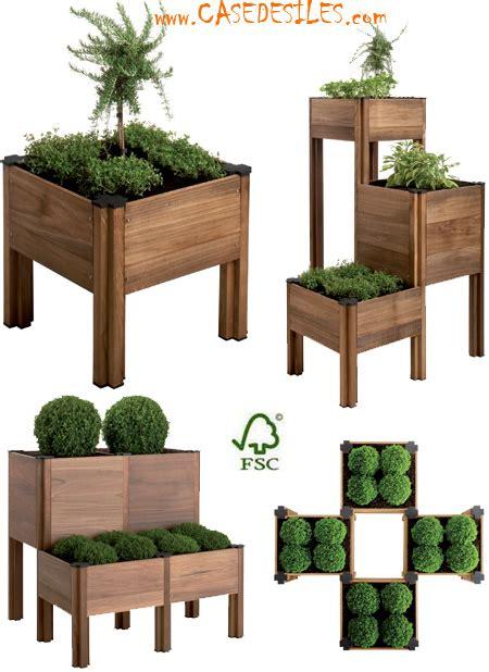 Carre Bois Pour Jardin by Carre Potager Bois Casedesiles