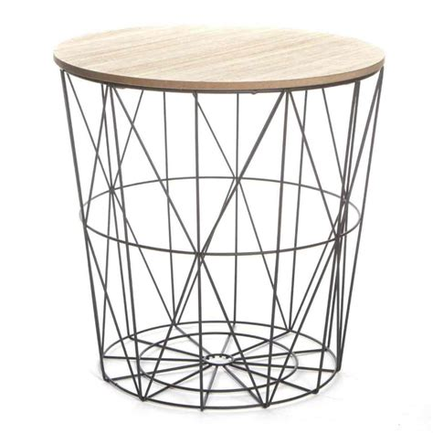 table d appoint design table d appoint design quot kumi quot 41cm noir