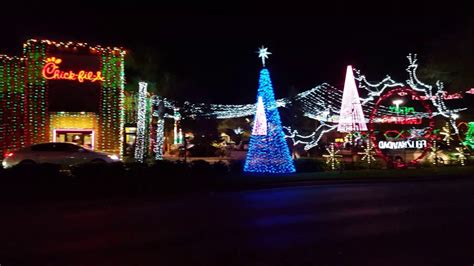Best Place To See Lights In Ta Fl