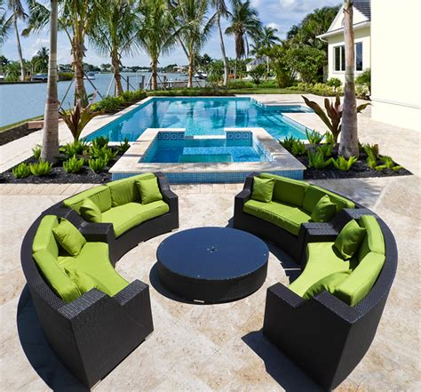 Modern Outdoor Furniture For Beautiful Yard All Modern Outdoor Furniture
