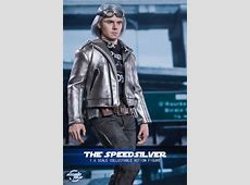 Soosootoys: The Speedsilver (X-Men) Xmen Quicksilver Costume