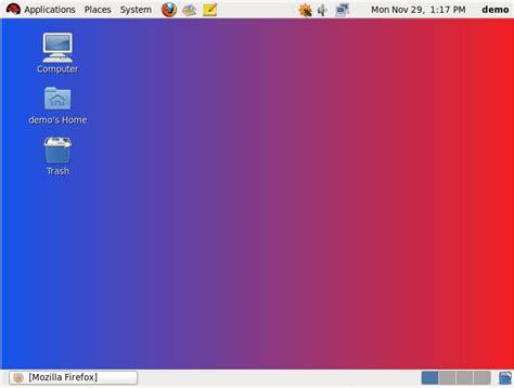 gnome themes rhel 6 configuring the rhel 6 gnome desktop background techotopia