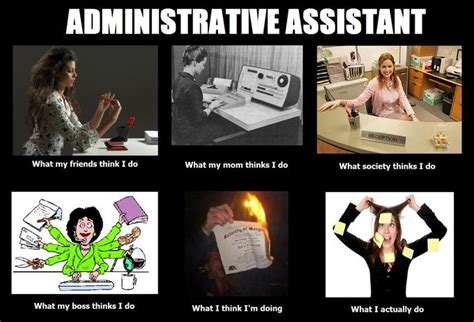administrative assistant meme search administrative assistant