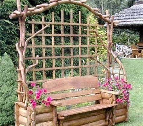 bench in the garden the garden bench ideas for design