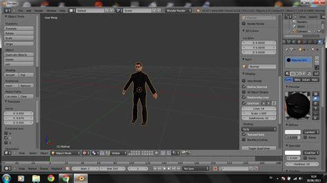cara membuat game gta tutorial import gta sa model to blender complete