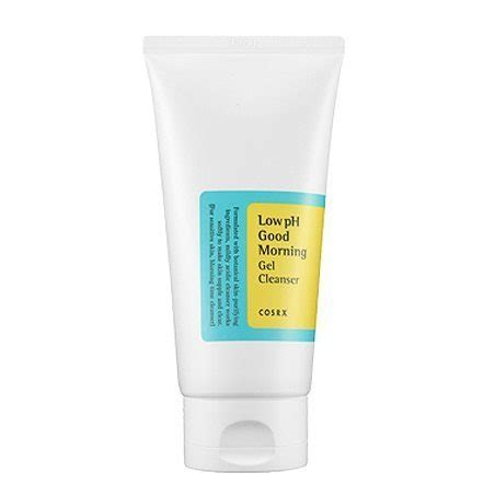 cosrx low ph morning gel cleanser seoul next by you malaysia