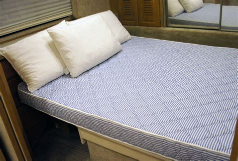 Travel Trailer Mattress Toppers by Cer Mattresses Go Looking For That Memory Foam