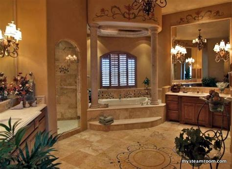 big bathroom large bathroom with steam shower and bathtub steam